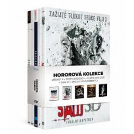 Hororová kolekce 5DVD - DVD