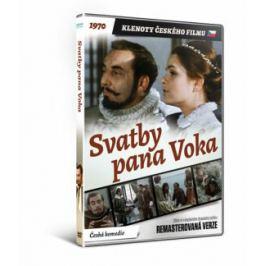 Svatby pana Voka DVD (remasterovaná verze)
