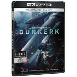 Dunkerk 3BD (UHD+BD+bonus disk) - 4K/UHD + BD