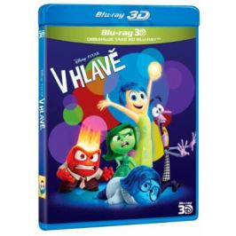 V hlavě 2BD (3D+2D) - Blu-ray