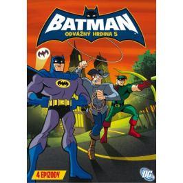 Batman: Odvážný hrdina 5 - DVD