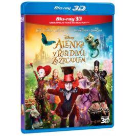 Alenka v říši divů: Za zrcadlem BD - Blu-ray