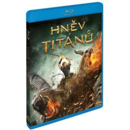 Hněv Titánů BD - Blu-ray