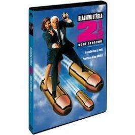 Bláznivá střela 2 a 1/2: Vůně strachu - DVD