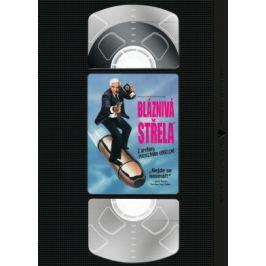 Bláznivá střela: Z archivů policejního oddělení - Retro edice - DVD