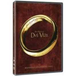 Pán prstenů: Dvě věže-rozšířená edice 2DVD - DVD