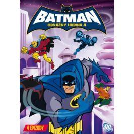 Batman: Odvážný hrdina 4. - DVD