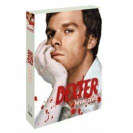 Dexter 1. série 3DVD - DVD