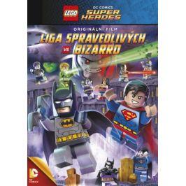 Lego: DC - Liga spravedlivých vs. Bizarro DVD