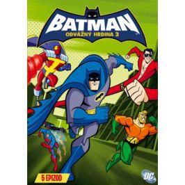 Batman: Odvážný hrdina 3 - DVD