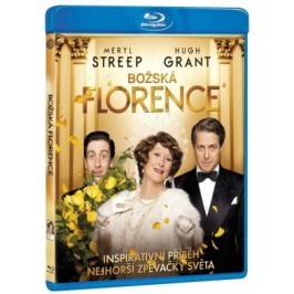 Božská Florence BD - Blu-ray