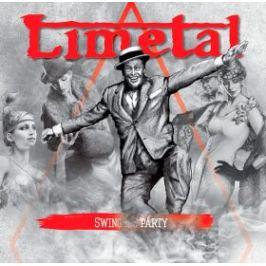 Limetal - Swingers párty CD - audiokniha