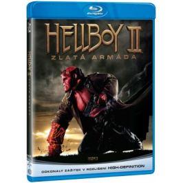 Hellboy 2: Zlatá armáda - Blu-ray