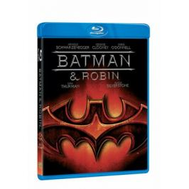 Batman a Robin Blu-ray - Blu-ray