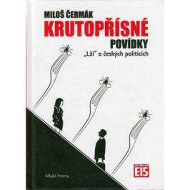 Krutopřísné povídky - Miloš Čermák