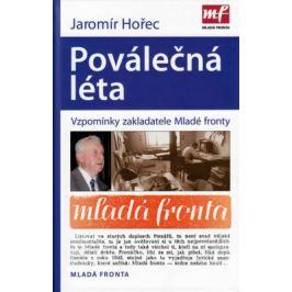 Poválečná léta - Jaromír Hořec