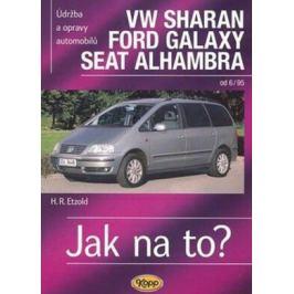 VW Sharan/Ford Galaxy/Seat Alhambra od 6/95 - Etzold Hans-Rudiger Dr.