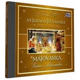 Vánoční dechovky - Vánoce s Májovankou - 1 CD - audiokniha