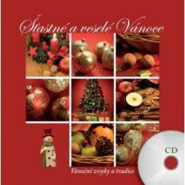 Šťastné a veselé Vánoce - CD + kniha - audiokniha