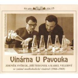 Vinárna u pavouka - Zdeněk Svěrák, Jiří Šebánek, Karel Velebný - audiokniha