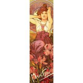 Záložka Alfons Mucha – Ametyst