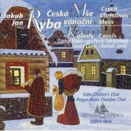 Česká mše vánoční - audiokniha