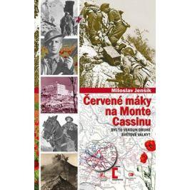 Červené máky na Monte Cassinu - Miloslav Jenšík