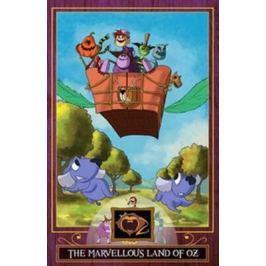 The Marvellous Land of Oz - Lyman Frank Baum