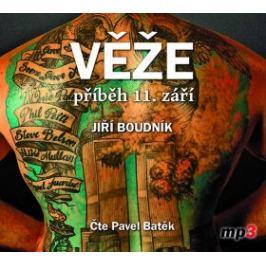 Věže, příběh 11. září - Jiří Boudník - audiokniha