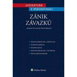 Judikatura k rekodifikaci - Zánik závazků - Petra Polišenská, Petr Lavický