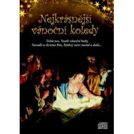CD Nejkrásnější vánoční koledy - audiokniha