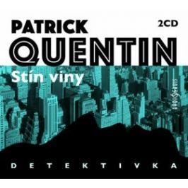 Stín viny - Patrik Quentin - audiokniha