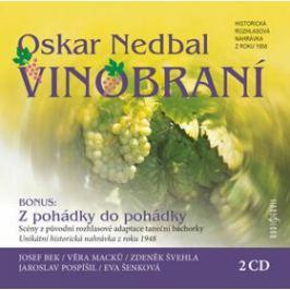 Vinobraní - Oskar Nedbal - audiokniha