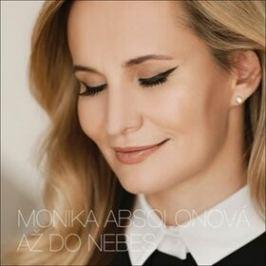 Až do nebes - CD - Monika Absolonová - audiokniha