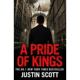 A Pride of Kings - Justin Scott