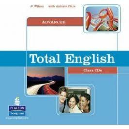 Total English Advanced Class CDs - Antonia Clare
