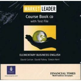 Market Leader Elementary Class CD 1-2 : Business English - David Cotton
