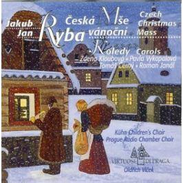 J.J.Ryba - Česká mše vánoční - CD - Jan Jakub Ryba