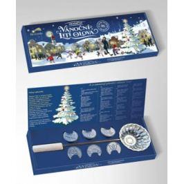Tradiční vánoční lití olova