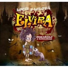 Elvíra, strašidlo z kontejneru - Lucie Paulová - audiokniha