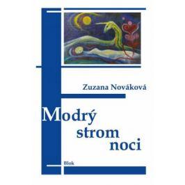 Modrý strom noci - Zuzana Nováková