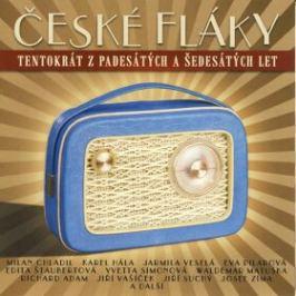 České fláky - Tentokrát z padesátých a šedesátých let - CD - audiokniha