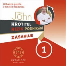Krotitel rizik podnikání zasahuje v autosalonu - CD - Vladimír John