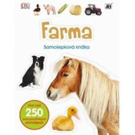Farma - Samolepková knížka