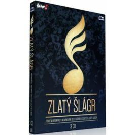 Zlatý Šlágr - Nej Hity A-Z - audiokniha