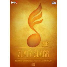 Zlatý Šlágr - 3. ročník nominace 2017 - audiokniha