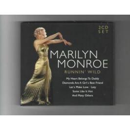 Runnin´ Wild - 2 CD - Monroe Marilyn - audiokniha
