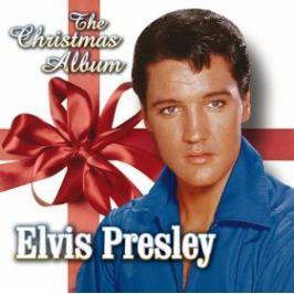 Elvis Presley The Christmas Album - CD - Elvis Presley - audiokniha