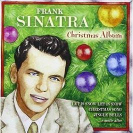 Frank Sinatra - Christmas Album - CD - Frank Sinatra - audiokniha