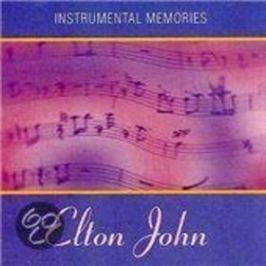 Elton John - Instrumental memories - CD - Elton John - audiokniha